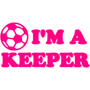 soccer im a keeper