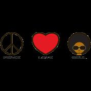 Peace, Love, Soul