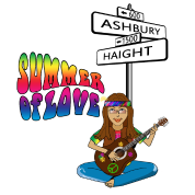 Haight Ashbury Summer of Love