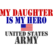 DAUGHTER HERO ARMY