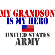 GRANDSON HERO ARMY