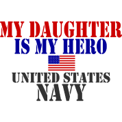 DAUGHTER HERO US NAVY