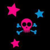 skull & stars