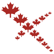 Maple Leafs Cross