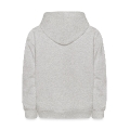 strange plane with knot (1c) Kids' Hooded Sweatshirt