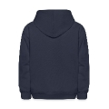 snowan_ winter holidays_art Kids' Hooded Sweatshirt