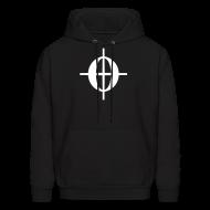 Hoodies ~ Men's Hooded Sweatshirt ~ C0DA - Sweatshirt