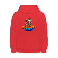 Sweatshirts ~ Kids' Hooded Sweatshirt ~ Kart Racer