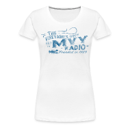 Women's T-Shirts ~ Women's Premium T-Shirt ~ The Vineyard's Own -- 88.7 mvy
