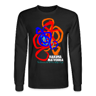 Long Sleeve Shirts ~ Men's Long Sleeve T-Shirt ~ HAKUNA MAVODKA