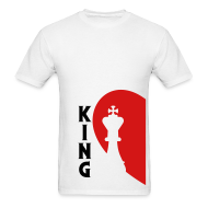 T-Shirts ~ Men's T-Shirt ~ King of Love