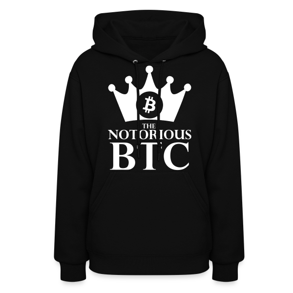 Bitcoin Notorious Hoodie