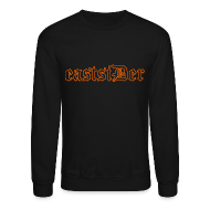 Long Sleeve Shirts ~ Men's Crewneck Sweatshirt ~ eastsiDer
