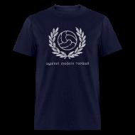 T-Shirts ~ Men's T-Shirt ~ Against Modern Football