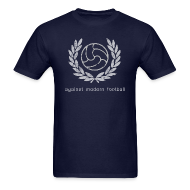 T-Shirts ~ Men's T-Shirt ~ Against Modern Football