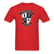 T-Shirts ~ Men's T-Shirt ~ Chicago Sports Crest