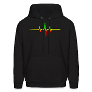 Hoodies ~ Men's Hooded Sweatshirt ~ Article 15841588