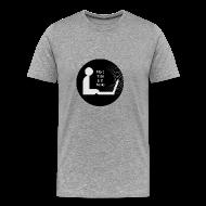 T-Shirts ~ Men's Premium T-Shirt ~ More then just books