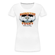 Women's T-Shirts ~ Women's Premium T-Shirt ~ Monster Cocks Original