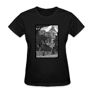 Women's T-Shirts ~ Women's T-Shirt ~ Mysterious House (women's)