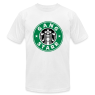 T-Shirts ~ Men's T-Shirt by American Apparel ~ StarrBucks (themmrf.org)