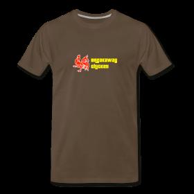Men's Breakaway Chicken Shirt ~ 1850