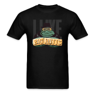 T-Shirts ~ Men's T-Shirt ~ I Like Big Hutts (on Dark)
