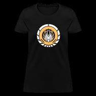 Women's T-Shirts ~ Women's T-Shirt ~ SKYF-01-050 Battlestar Galactica Emblem Women