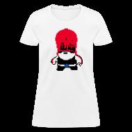 Women's T-Shirts ~ Women's T-Shirt ~ SKYF-01-062-fortress bear Women