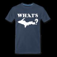 T-Shirts ~ Men's Premium T-Shirt ~ What's UP?