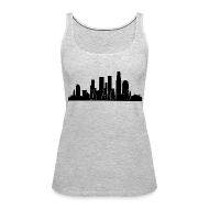 Tanks ~ Women's Premium Tank Top ~ LOS ANGELES