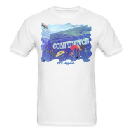T-Shirts ~ Men's T-Shirt ~ Drowning In Confidence
