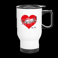 Bottles & Mugs ~ Travel Mug ~ Mwuah!