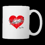 Bottles & Mugs ~ Coffee/Tea Mug ~ Mwuah!