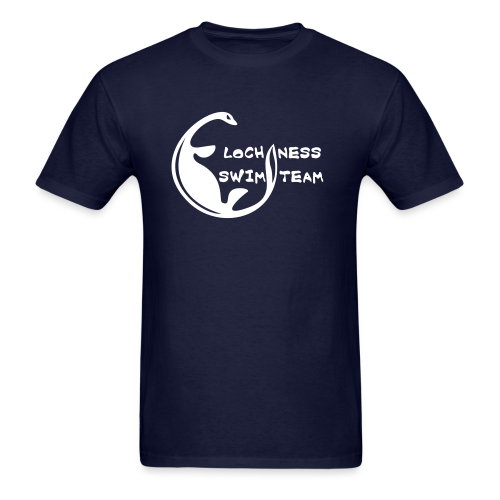 Loch Ness Swim Team Shirt