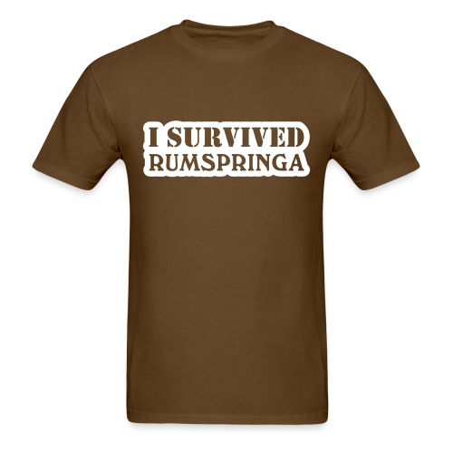 I Survived Amish Rumspringa Shirt