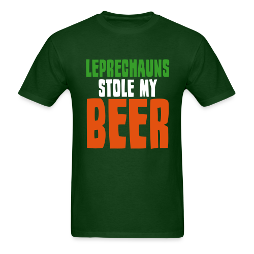 Leprechauns Stole My Beer Shirt