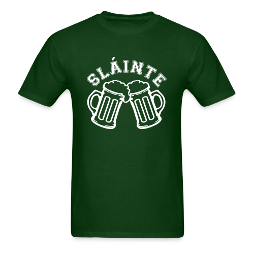 Cheers / Slainte St. Patrick's Day Shirt