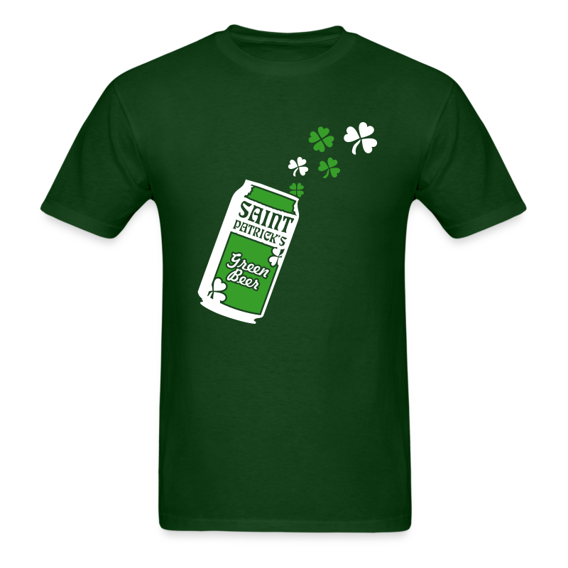 Green Beer St. Patrick's Day Shirt