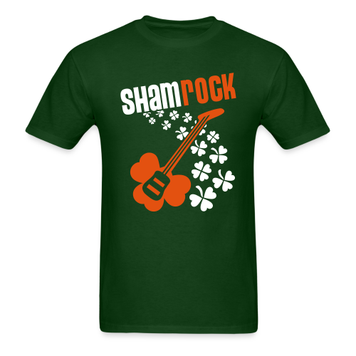 Shamrock Sham ROCK St. Patrick's Day Shirt
