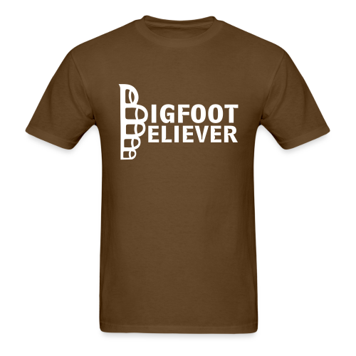 Bigfoot Believer Shirt