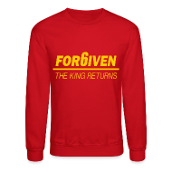 Long Sleeve Shirts ~ Men's Crewneck Sweatshirt ~ Article 16662184
