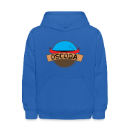 Sweatshirts ~ Kids' Hooded Sweatshirt ~ Oscoda Michigan