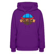 Hoodies ~ Women's Hooded Sweatshirt ~ Oscoda Michigan