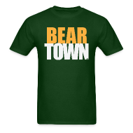 T-Shirts ~ Men's T-Shirt ~ Bear Town