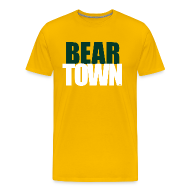 T-Shirts ~ Men's Premium T-Shirt ~ Bear Town