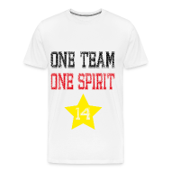 T-Shirts ~ Men's Premium T-Shirt ~ Germany team spirit