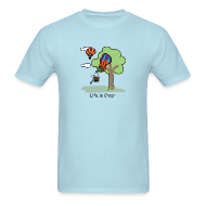 T-Shirts ~ Men's T-Shirt ~ Ballooning Tree Crash - Mens Classic T-Shirt