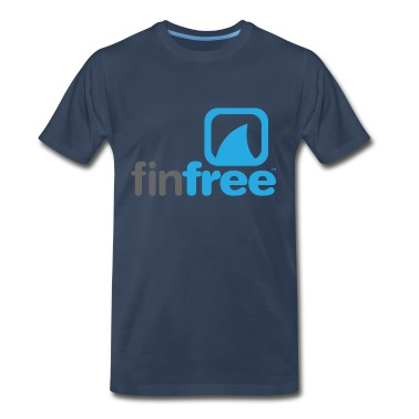 FinFree™ Official Logo Member TShirt