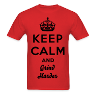 T-Shirts ~ Men's T-Shirt ~ Keep Calm